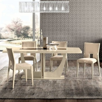 Ambra Medium Extendable Dining Table