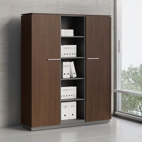 Status Storage Cabinet X5679, Chestnut photo