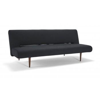 Unfurl Sofa Bed, 514 Nist Black Fabric