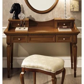 Treviso Vanity Dresser, Cherry