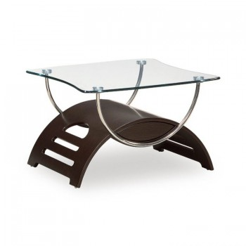 T63WE End Table, Wenge by Global Furniture USA