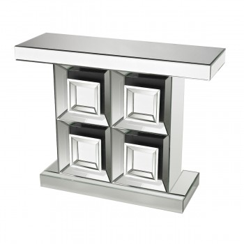 Liberty Mirrored Console Table