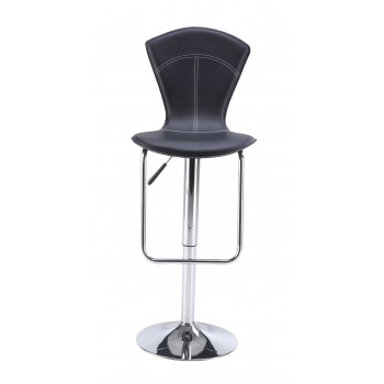 M260BS Bar Stool, Set of 2, Black by Global Furniture USA