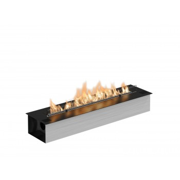 Fire Line Automatic 2 Model E Bio Fireplace, Black