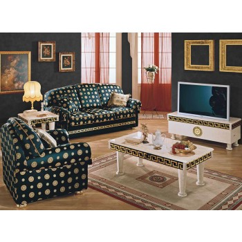 Royale 3-Piece Entertainment Set w/LCD Unit