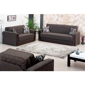 Oregon 3-Piece Living Room Set by Empire Furniture, USA