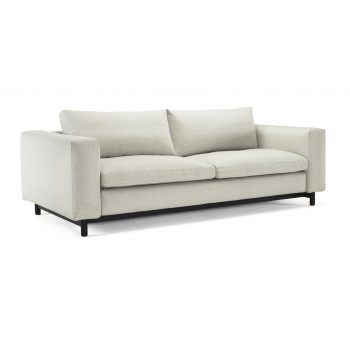 Magni Sofa Bed, 527 Mixed Dance Natural Fabric