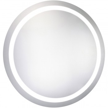 "Nova MRE-6007 Round LED Mirror, 42"" x 42"""