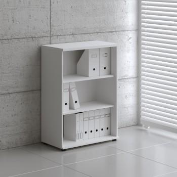 Basic K3504 Open Storage, White