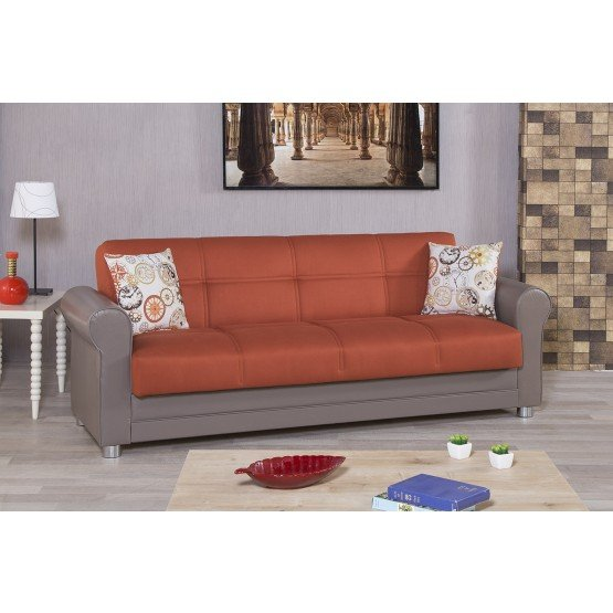 Avalon Sofa, Prusa Orange photo