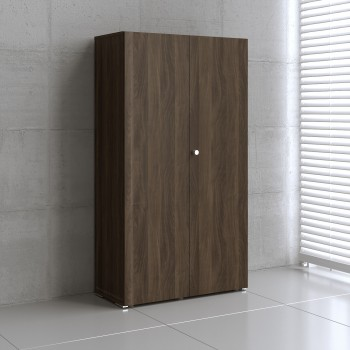 Mito 2-Door Storage/Wardrobe MIT8, Dark Sycamore