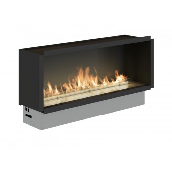 Fire Line Automatic 3 Bio Fireplace in Casing