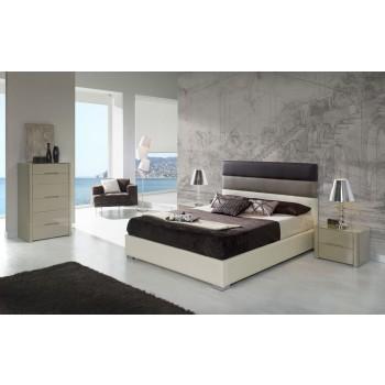 690 Desiree 3-Piece Euro King Size Bedroom Set