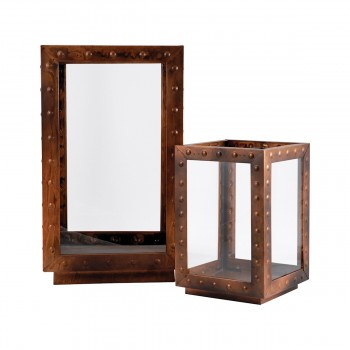 Alpine Lantern, Set of 2