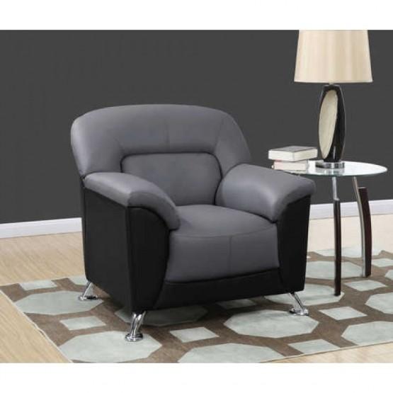 U9102 Chair, Grey photo