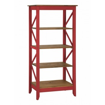 Jay Bookcase 1.0, Red Wash