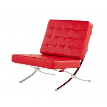 U6293 Chair, Red