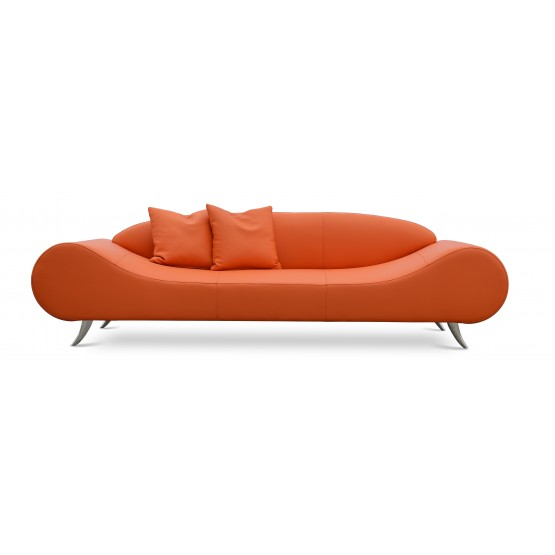 Harmony Sofa, Orange PPM photo