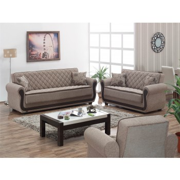 Newark 3-Piece Living Room Set