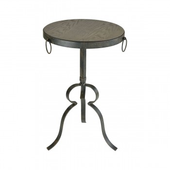 Circa Round End Table