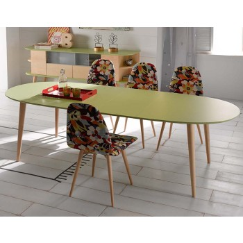 Bella Bora Dining Room Set, Compositiona 2