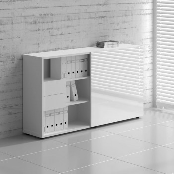 Managerial Storage ZS02, White Gloss