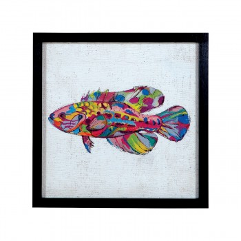 Coastal Colors I - Rainbow Fish