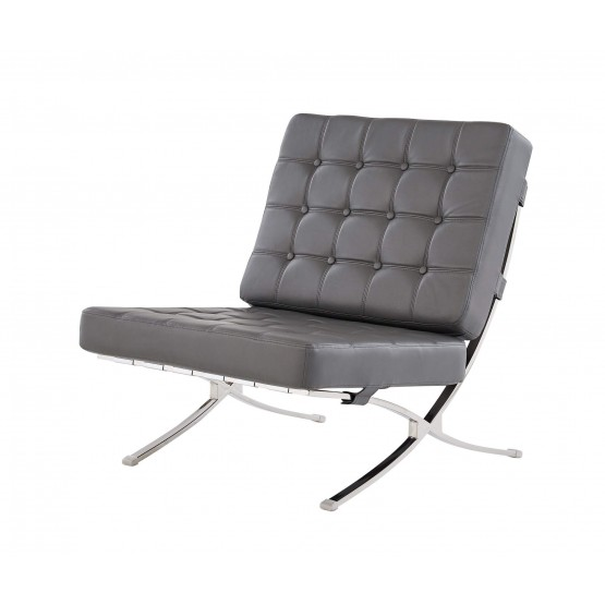 U6293 Chair, Dark Grey photo