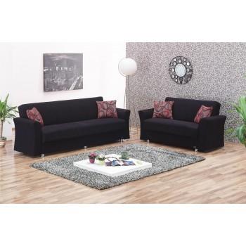 Utah 2-Piece Living Room Set by Empire Furniture, USA