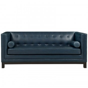 Imperial Sofa, Blue by Modway