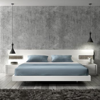 Amora King Size Bed by J&M Furniture