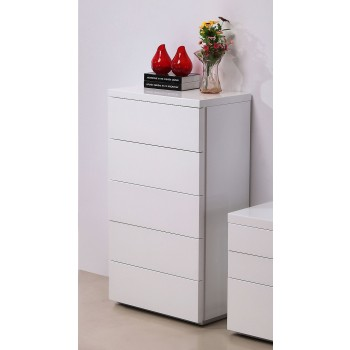 Athens Chest, White