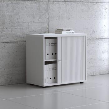 Tambour Pro Storage Unit IA2L04, White