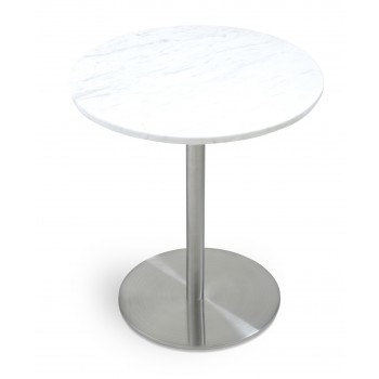 Ares End Table, Marble by SohoConcept Furniture