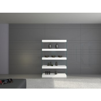 Cloud Curio Unit, High Gloss by J&M Furniture