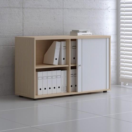 Tambour Pro Storage Unit IA2L06, Beech + White Front photo