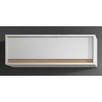 MH96-E Horizontal Wall Unit, White