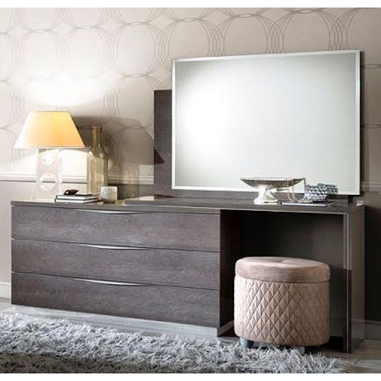 Platinum Large Vanity Dresser photo