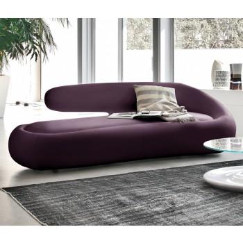 Duny Sofa, Purple Leather
