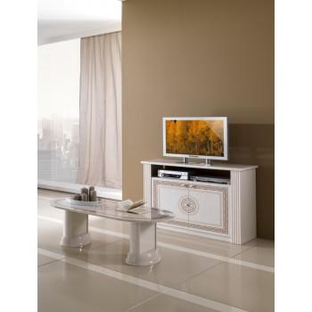 New Pamela Living Room Set, Ivory