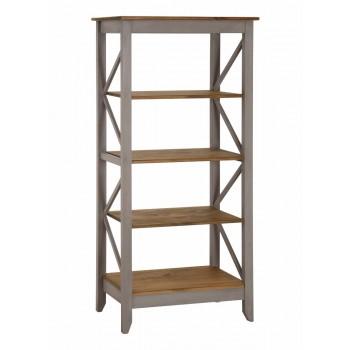 Jay Bookcase 1.0, Grey Wash