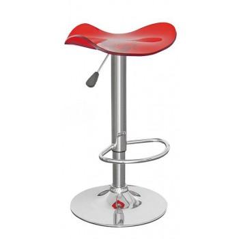 AH90021 Bar Stool, Red