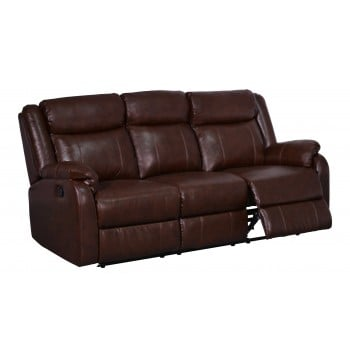 U9303С Sofa, Brown by Global Furniture USA