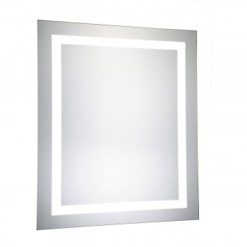 "Nova MRE-6001 Rectangle LED Mirror, 20"" x 30"""