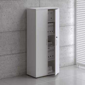 Basic K5104 Shelving Storage, White