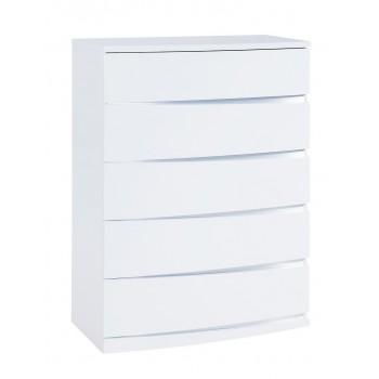 Aurora Chest, White