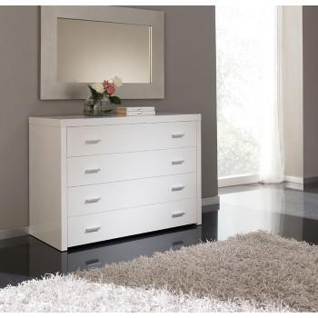 C77 Dresser, White