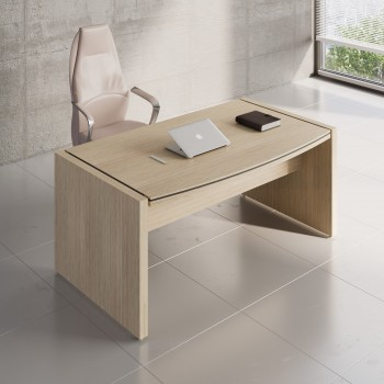 Status Executive Desk X02, Canadian Oak