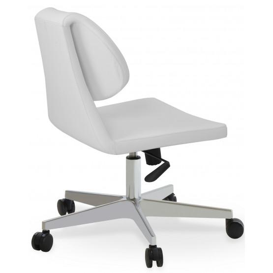 Gakko Office Chair, Base A2, White PPM photo