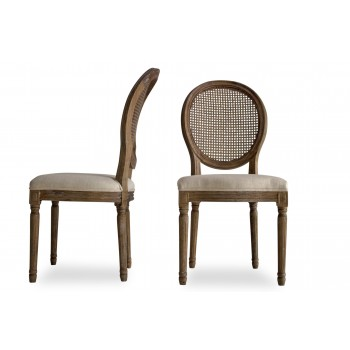 Charlie French Country Dining Chairs
